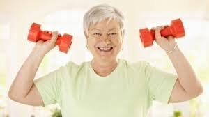 похудеть после 50 лет - физическая активность