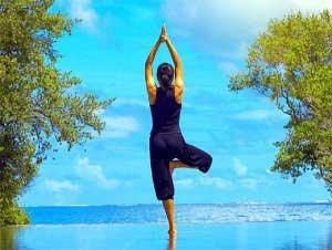 Асана йоги для новичков