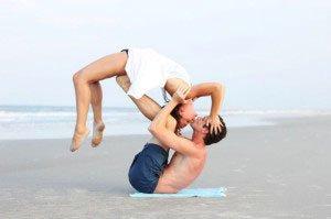 Асаны йоги для новичков
