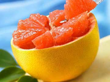 Грейпфрут - диета Мадонны