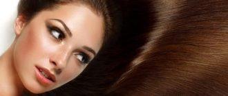 Делаем волосы блестящими в домашних условиях