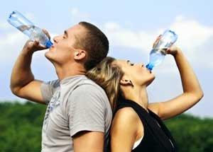 Вода помогает похудеть или нет