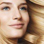 Блеск светлых волос