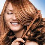 Блеск рыжих волос