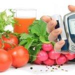 Правильное питание и диабет