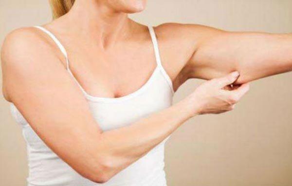 Какие упражнения чтобы похудели руки