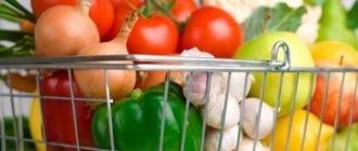 Как правильно выбирать полезные продукты питания?