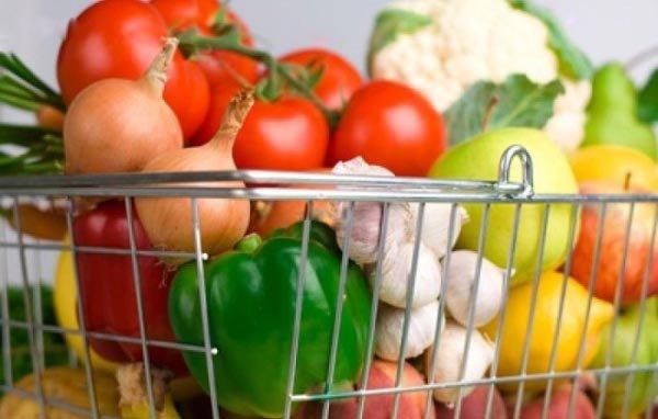 Полезные продукты питания