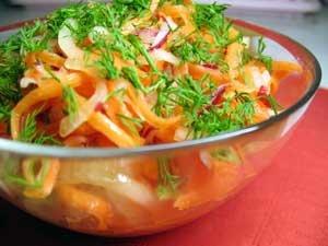 Похудеть на овощах