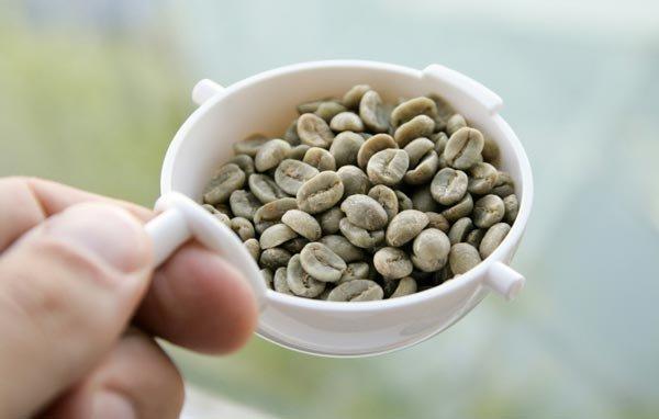 Похудеть на зеленом кофе