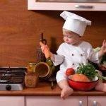 Здоровое, правильное питание для ребенка