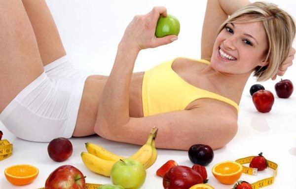 Продукты помогают похудеть