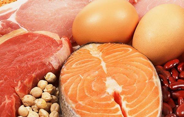 Рецепты белковой диеты для правильного похудения