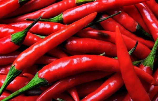 Красный горький перец для похудения