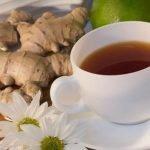 Рецепты похудения с помощью имбиря
