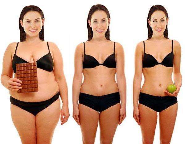 Гормональное похудение