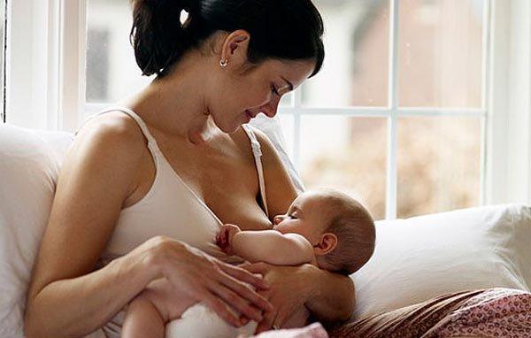 Быстро похудеть кормящей матери