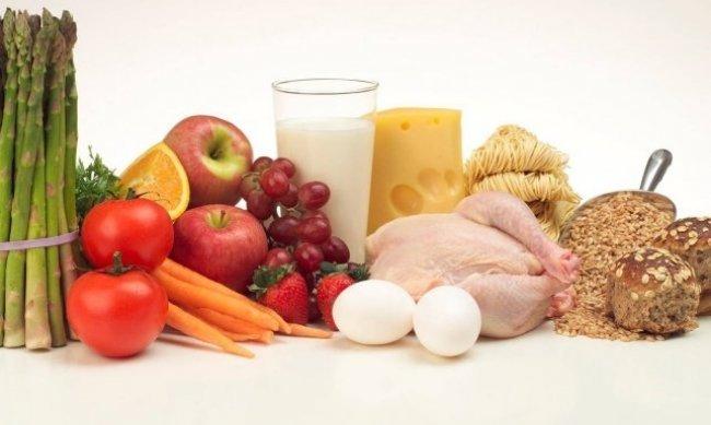 Продукты, полезные для суставов