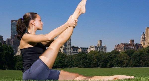 7 упражнений сделают ваши ноги красивыми