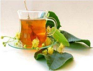 Чай бузина, липа, мята, ромашка