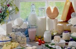 Кисломолочные продукты - омоложение