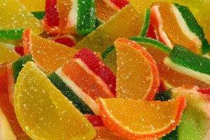 Мармелад - низкокалорийные сладости