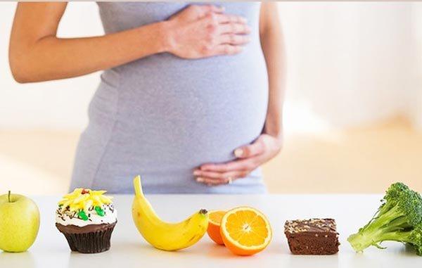 Можно ли есть жирное беременной