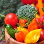 Польза 7 цветовых групп овощей и фруктов