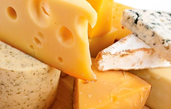 Список нежирных сортов сыра
