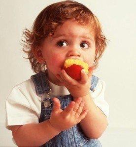 Аппетит у ребенка