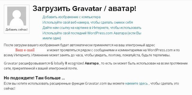 Скриншот Граватар9