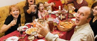 Самый главный секрет, как питаться правильно во время праздников