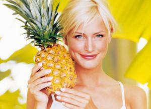 Польза ананаса для похудения