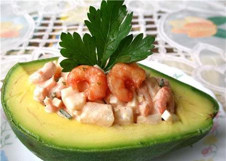 Диета на авокадо