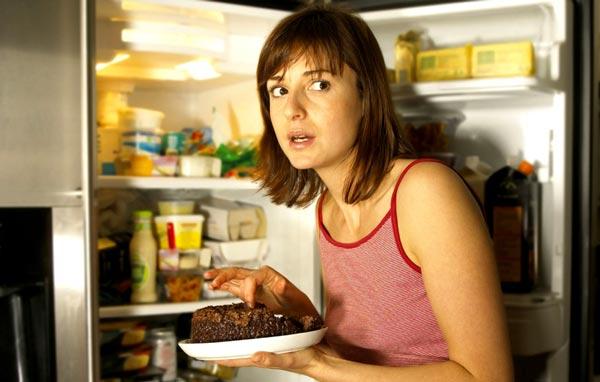 Как похудеть когда хочется есть
