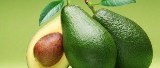 Польза и вред авокадо. Диета на авокадо