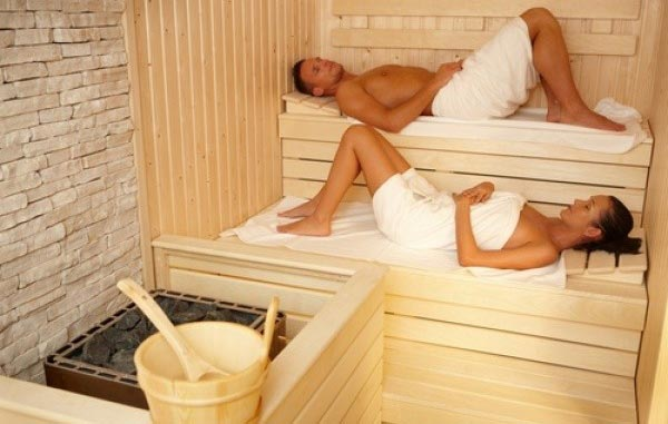 Польза и вред бани