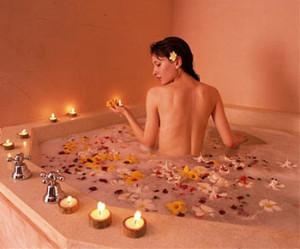 Лечебные ванны - горчичные