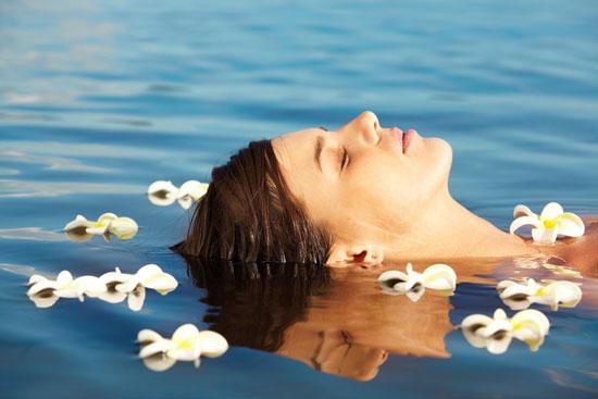 Лечебные ванны - травы