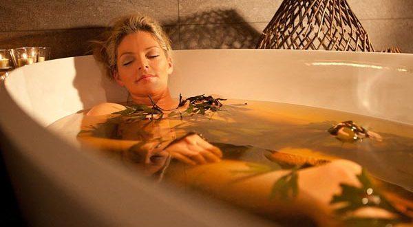 Волшебные лечебные ванны!