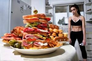 Питание - тренировки для женщин