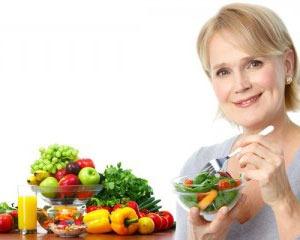 Правильное питание в возрасте