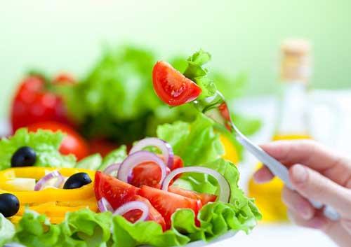 Правильное питание овощи
