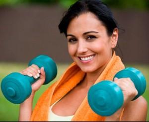 Тренировки для женщин в тренажерном зале