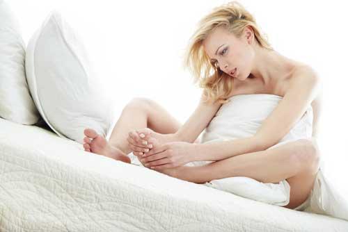 Судороги ног по ночам