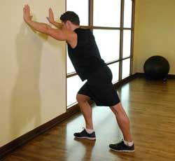 Упражнение от судороги ног
