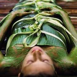 Травяное обертывание для похудения