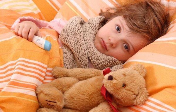 Ребенок часто болеет, что делать
