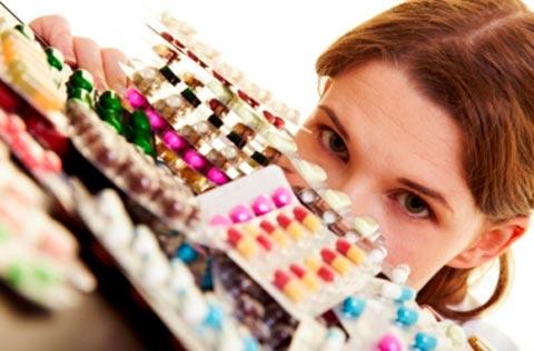 Антибиотики простуда