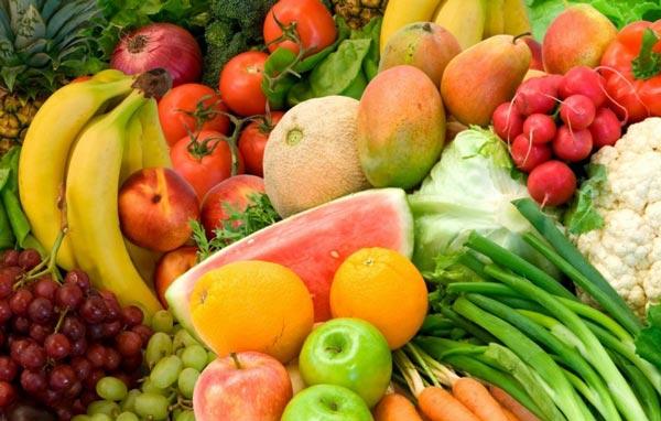 овощи и фрукты правильное питание